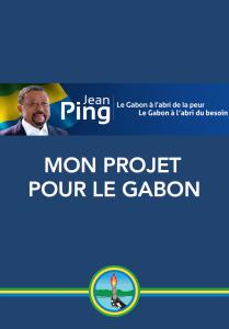 Jean Ping mon projet pour le Gabon