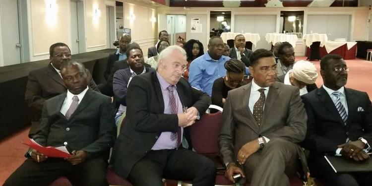 Rencontres à Bruxelles avec la population Gabonaise
