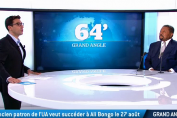 Interview Jean Ping TV5 monde Juillet 2016