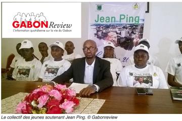 La jeunesse Gabonaise soutient Jean Ping