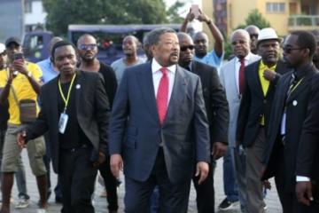Retour de Jean Ping à Libreville, le 25 juillet 2017
